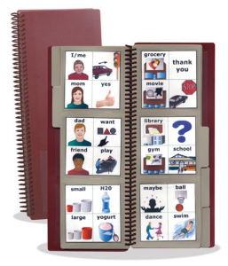 Large Communication Book