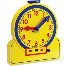 시간 학습기 대형 - 12시간 Primary Time Teacher™ 12-Hour Learning Clock®
