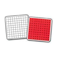 자석 수배열판 Magnetic 100 Board&Tiles