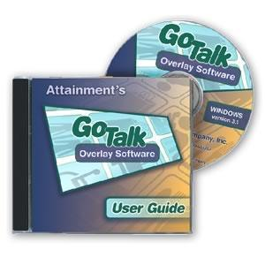 고우토크 CD (GoTalk Overlay Software v2)