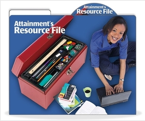 Attainment's Resource Files