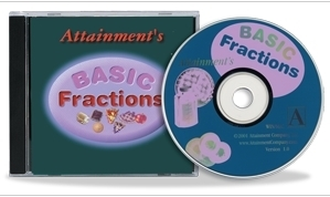 Basic Fractions Software
