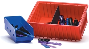 Brush and Comb Sort and Assembly