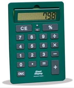 Giant Display Calculator