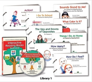 Interactive Reading Books and Software