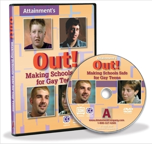 OUT! Making Schools Safe for Gay Teens DVD