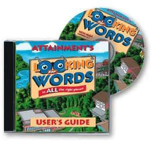 Looking for Words Software