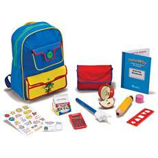 학교 놀이 (학생) Pretend & Play® Little Learner's Backpack