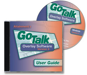고우토크 CD (GoTalk Overlay Software v3)